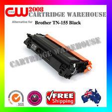 1 X TN155 BK Color Toner Cartridge Brother DCP-9042CD MFC-9450CDN MFC-9840CDW