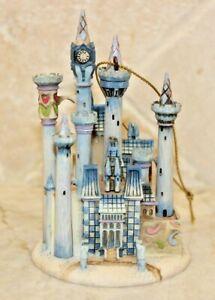 Jim Shore Christmas Ornament Cinderella Castle