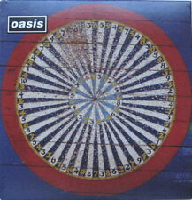 Oasis Stop The Clocks EP PROMO w/ Artwork MUSIC AUDIO CD Acquiesce 4tk 91582 NEW