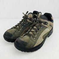 Lowa Tempest II Lo Mens Size 9 Hiking Boot Green Vibram