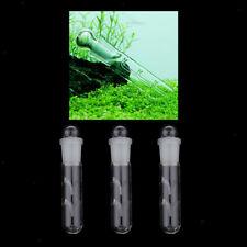 Pack 3 2-Hole Aquarium Worm Trap Planted Shrimp   Tank Leech Catcher Pen