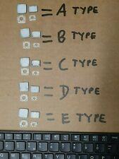 LENOVO THINKPAD T470 T470S T480 E470 E475 Any Key, selling BACK LIT keys only
