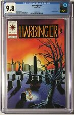 Harbinger 7 CGC 9.8 • Torque Funeral • Pre-Unity • Paramount Film In Development