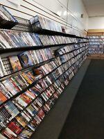 100+ Random Movies DVD Mix of Action, Horror, thriller, Comedy, kids, Drama, etc