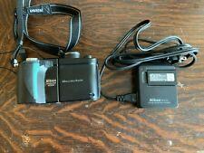 Nikon Coolpix 4500 4MP Digital Camera 4x Optical Zoom