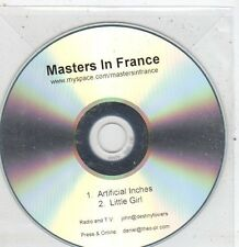 (ET969) Masters In France, Artificial Inches - DJ CD