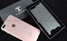 100% MATTE FLAT CARBON FIBER LUXURY CASE W/ GIFT BOX FOR APPLE iPHONE 7 PLUS