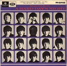 The Beatles EP Vinyl Records