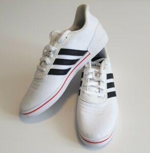 Adidas Heawin White Shoe Sneaker Size US 11 UK 10.5 EE9725 Like New #B
