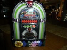 Rock N Roll 60's Jukebox Illuminated & Musical Centerpiece, Nib