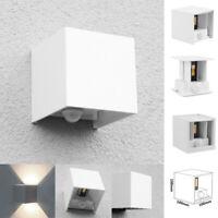 Lampada LED Da Parete Luce per Esterni con Sensore Movimento 7W IP65