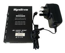 More details for wyrestorm ex-35-h2 hdbaset 4k extender kit w/ ir, rs-232 & poh, hdcp 2.2 d580