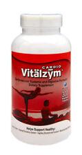 Vitälzym Cardio Systemic Enzymes with Nattokinase - 300 Cap - World Nutrition