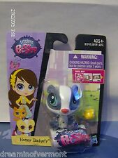 Littlest Pet Shop Honey Badgely #3879 New in Package, sealed!