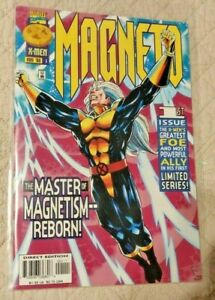Marvel Comics X-Men Nov 1996 Issue 1 Magneto