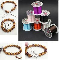 10M Strong Stretch Elastic Cord Wire Rope Bracelet Necklace String Bead DIY Tool