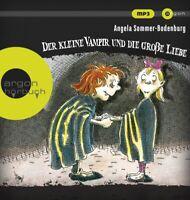 DER KLEINE VAMPIR UND DIE GROßE LIEBE - THALBACH,KATHARINA    MP3 CD NEU