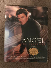 Angel The Casefiles Vol. 1 Joss Whedon Tv Show Vintage One Episode Guide Volume