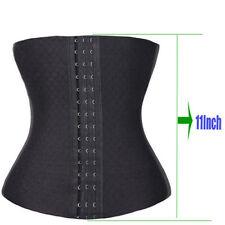 Slimming Waist Shaper Trainer Stomach Tummy Cincher Training Corset Plus Size L 29 - 31.5 Inches