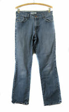 Levi's 550 Womens Size 8 Medium Relaxed Boot Cut Jeans Stretch Blue