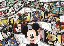 NEW! Jumbo Games Mickey Mouse 90 Years 1000 piece disney classic jigsaw puzzle