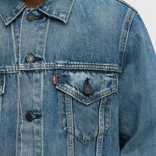 Levis Vintage Fit Trucker Jacket Levi's Men's Color Light Wash 0002