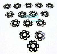 100PCS 1W 3W High Power LED PCB Aluminum Star base DIY PCB 20mm