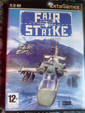 Fair Strike PC Completo Simulación helicópteros traducido doblado al castellano