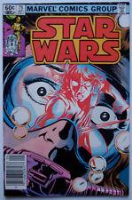 Star Wars #75 - 1977 Marvel S 00004000 eries - Vf Comic Book