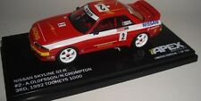 Apex Replicas 1/43 Nissan Skyline Gt-r 3rd Bathurst 1992 Car No 2 L/e MIB