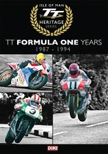 TT Formula One Years 1987 - 1994 { New DVD} Isle of Man Dunlop Hislop Fogarty