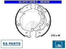 Brake Shoe Set, parking brake for KIA ATE 03.0137-3039.2