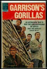 Dell Comics GARRISON'S GORILLAS #2 VG 4.0