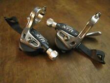 Retro Shimano XTR M970 Shifters 9 speed 3 x 9