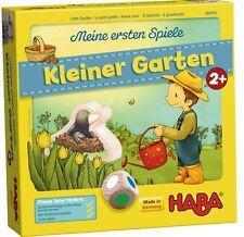 Kinderspiel HABA 300955 Kleiner Garten Erstes Spiel Würfelspiel Obstgarten Neu