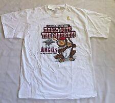 Anaheim Angels vs. San Francisco Giants  2002 World Series T-Shirt NWT