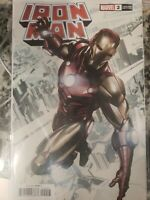 IRON MAN #2 1:25 SKAN VARIANT 2020 MARVEL COMICS!NM
