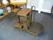 Old Farm Scales Pea Potato Scales Farm Scales