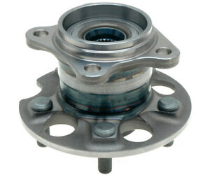 Wheel Bearing and Hub Assembly-R-Line Raybestos 712284