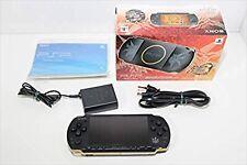 SONY Play Station Portable PSP Monster Hunter 3rd PSP-3000MHB Model USED