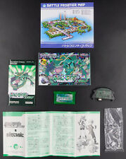 POKEMON VERSION EMERAUDE pocket monsters emerald Nintendo game boy ADVANCE GBA
