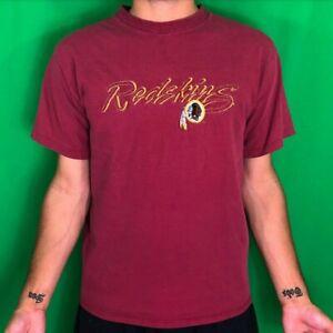 Vintage Washington Redskins NFL Football Team Antigua USA Made Embroidered Shirt