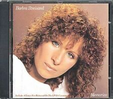 Barbra Streisand - Memories - CD ALBUM 14 TITRES 1981