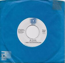 ? AND THE MYSTERIANS  96 Tears / I Can't Get Enough Of You Baby 45