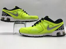 Youth Nike Air Max Run Lite 4 Neon Running Shoes 555643-700 Size 6.5Y