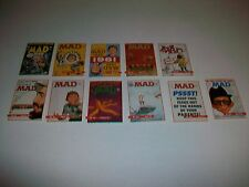 Lot 11 Mad Magazine Trading Cards 1992