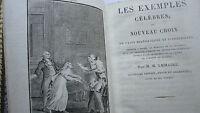 LES EXEMPLES Célèbres 1829