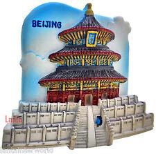 Beijing Temple of Heaven China Tiantan Park 3D Fridge Magnet Refrigerator