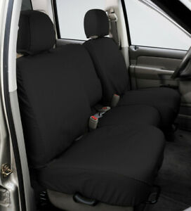 Seat Cover Seat Saver SS8378PCCH fits 07-13 Toyota Tundra Charcoal