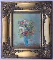 Stephen Tandori  Floral Work Framed
